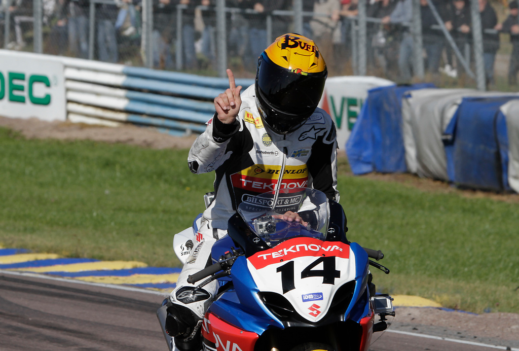 Filip Backlund, Pro Superbike 2011